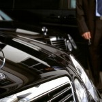 mercedes benz con conductor en madrid