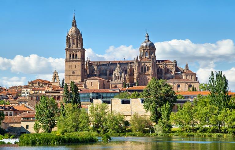 Ciudad Salamanca
